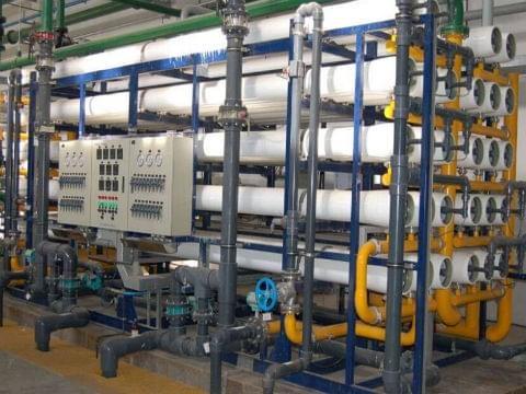 工业废水中水回用总包